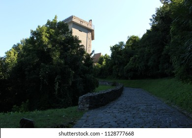 Visegrad's water tower