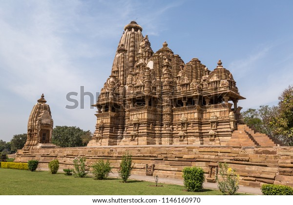 Vishvanatha Temple -  Khajuraho Group of Monuments, Madhya Pradesh, India