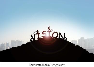 vision concept