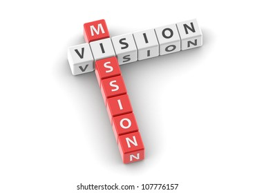 Vision Mission buzzword