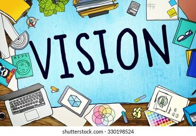 Vision Motivation Mission Inspiration Planning Concept