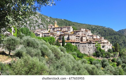 Visiting France, the old cities in the south-east (Cote d'Azur) near Gorges du Verdon like Peillon, Tourettes-sur-Loup and of course Monaco at the French Riviera.