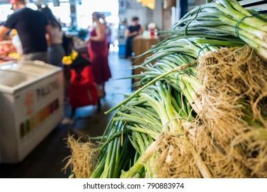 Visiting Shuk Tel Aviv Market, Israel