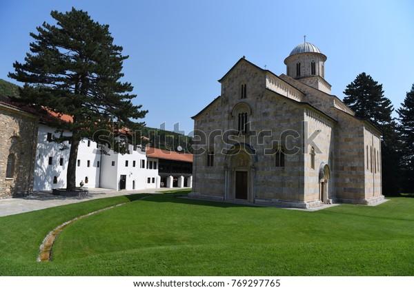 Visoki Decani monastery