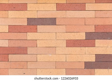 Vitage brick wall background