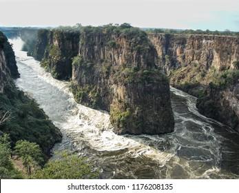 Vitoria Falls Zimbabwe