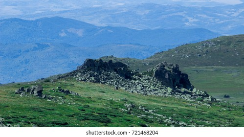 Vitosha mountain views, Bulgaria