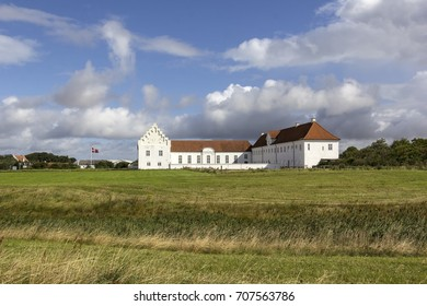 Vitskol Abbey is a former Cistercian monastery near Ranum in Himmerland in Region Nordjylland, Denmark, one of the oldest existing monastic complexes in northern Europe.