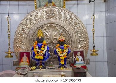 Vitthal Rakhumai idol, Pimpri, Pune