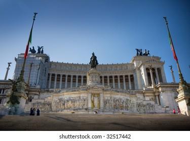Vittoriano, Piazza Venezia, Roma, Italy