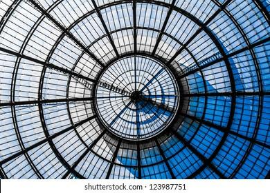 Vittorio Emanuele Gallery - Milan ( HDR image )