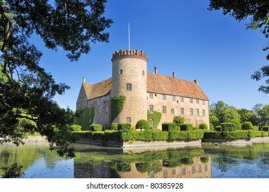 Vittskoevle Castle is one of the best preserved renaissance castles in scandinavia, and with a 100 rooms it is the biggest Castle in Sweden.