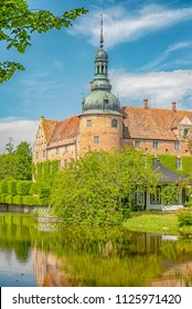 Vittskovle Castle is a castle in Kristianstad Municipality, Scania, in southern Sweden. It is one of the best-preserved Renaissance castles in the Nordic countries.