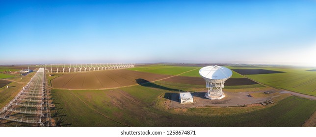 VLA Very Large Array radio telescope