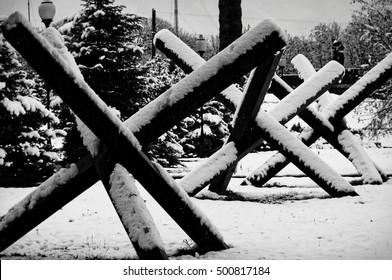 Anti-tank Images, Stock Photos & Vectors | Shutterstock
