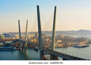 vladivostok bridge