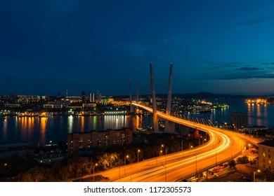 Vladivostok Golden Bridge