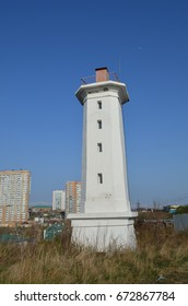 Vladivostok, lighthouse Rosseta