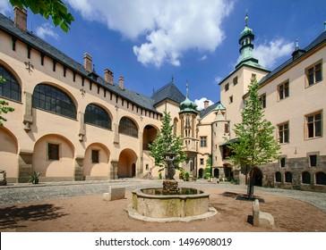 Vlassky dvur - Kutna Hora Czech republic - Shutterstock ID 1496908019