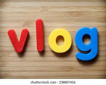 Vlog concept