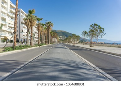 Vlora, Albania Road View
