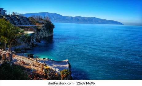 Vlora Bay Scenery