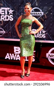 vLOS ANGELES - JUN 28:  Salli Richardson-Whitfield at the 2015 BET Awards - Arrivals at the Microsoft Theater on June 28, 2015 in Los Angeles, CA