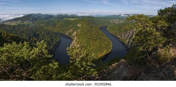 Vltava / Moldau river