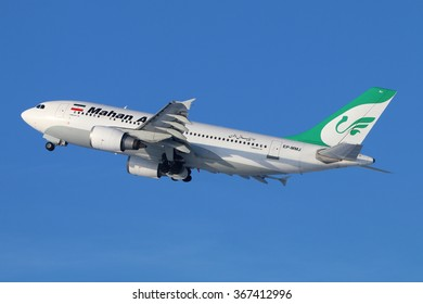 Airbus A310 Images, Stock Photos & Vectors | Shutterstock