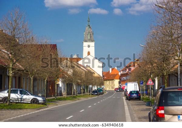 Vodnany, Czech republic