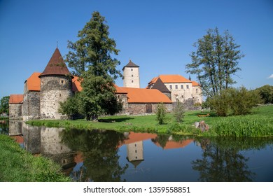 vodni hrad Svihov,Czech republic - Shutterstock ID 1359558851