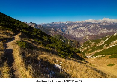 Vogel is base of tourist hikes with beautiful views. The Vogel ski resort is one of the most beautiful in Slovenia and stretches literally in the heart of Triglav National Park, up to 1800 meters
