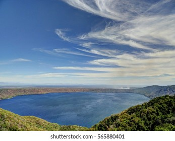 Volcanic landscape, Masaya, Nicaragua