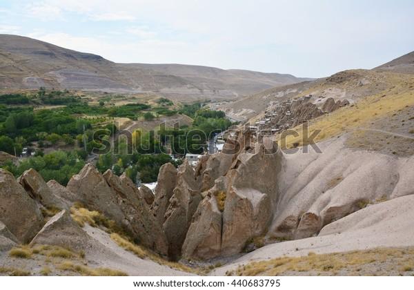 Volcanic village Kandovan