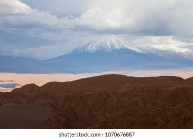 Volcano in Atacama