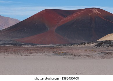 A volcano called tale of whale