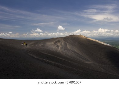 Volcano Cerro Negro