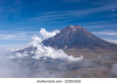 Volcano El Misti, Arequipa, Peru