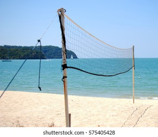Volleyball At beach