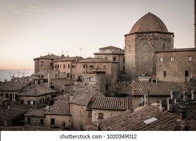 Volterra - Tuscany, Italy.
