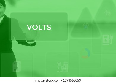 VOLTS - technology and business concept