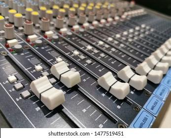 Audio Mixer Images, Stock Photos & Vectors | Shutterstock