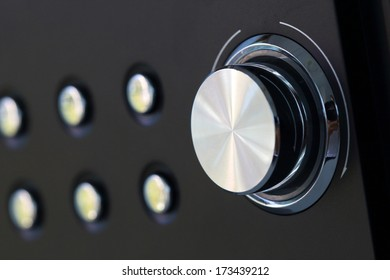 volume control knob, volume button use for icon background