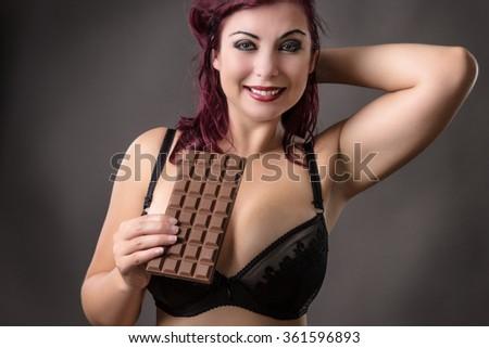 What breast size do men prefer
