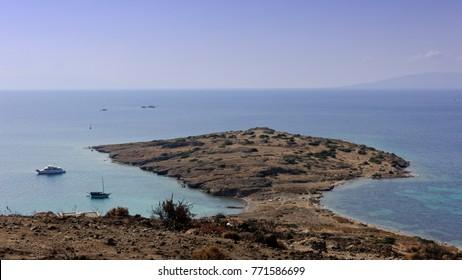 Küste von Bodrum - Türkei