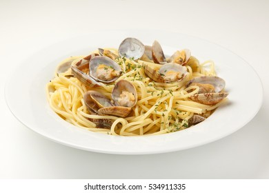 vongole, clam sauce