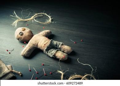 Voodoo Dolls Images, Stock Photos & Vectors   Shutterstock