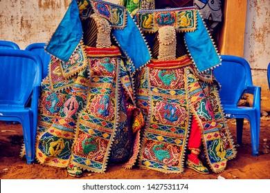 voodoo festival cotonou in benin
