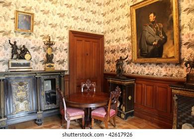Voroncovskiy palace, interior