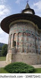 Voronet Monastery, Suceava, Romania